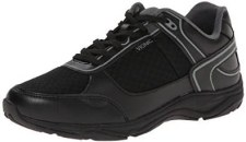 e955546c8e0 Vionic with Orthaheel Technology Mens Endurance Walking Shoes
