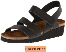 Naot Women's Kayla Wedge Sandals