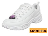 Skechers for Work Women's White Soft Stride-Softie Lace-Up