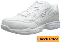 Skechers for Work 76555 Albie Walking Shoe