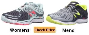 -Removable Arch support insole New Balance 1260v6 Stability Running Shoe
