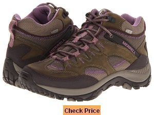 Merrell Women's Salida Mid Waterproof Hiking Boot