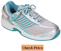 Orthofeet Verve Comfort Wide Orthopedic Diabetic Athletic Shoes for Women