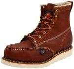 Thorogood Men's American Heritage 6″ Steel Toe Work Boot