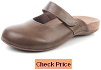 Comforthotics Mule Women's Anita Full Length Arch Support Orthotic Clogs