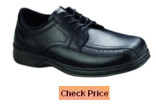 Orthofeet Gramercy Men's Orthopedic Arthritis Extra Depth And Diabetic Dress Shoes