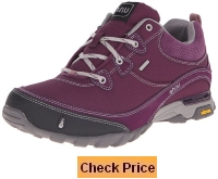 Ahnu Women's Sugarpine Waterproof Light Hiking Shoe
