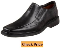 Best Men S Dress Shoes For Standing On Your Feet At Work All Day 1 Clarks Unstructured Un Sheridan Slip