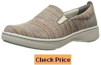 Dansko Women's Belle Stone Textured Canvas Fashion Sneaker