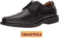 ECCO Mens Seattle Apron-Toe Derby Shoe