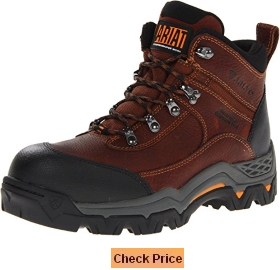 Ariat Men's Workhog Trek 5 Inch H2O Composite Toe Work Boot