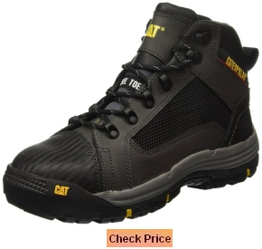caterpillar menu0027s convex mid steel toe work boot