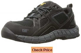 Caterpillar Men's Gain Steel Toe Sneaker
