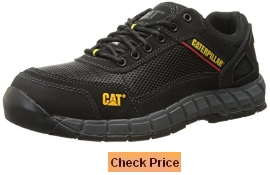 Caterpillar Men's Shift Comp Toe Work Shoe