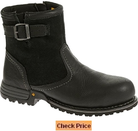 Caterpillar Women's Jace Waterproof Work Boot Steel Toe