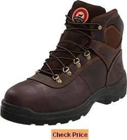 Irish Setter Men's 83608 6 Inch Steel Toe Work Boot