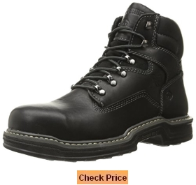 Wolverine Men's Raider 6 Inch Contour Welt Steel Toe Electrical Hazard Work Boot