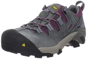 KEEN Utility Women's Detroit Low Steel Toe Work Sneaker