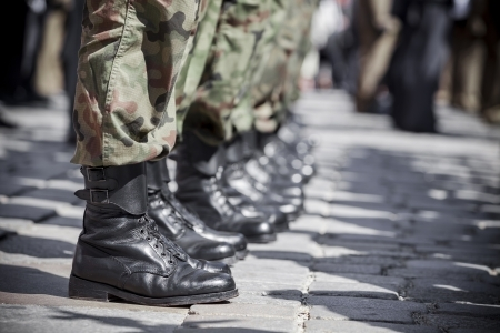 Army Authorized Boots