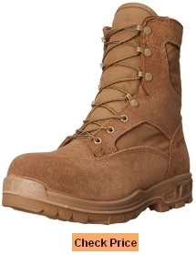 Bates Men's Terrax3 Hot Weather Comp Toe Coyote Military and Tactical Boot