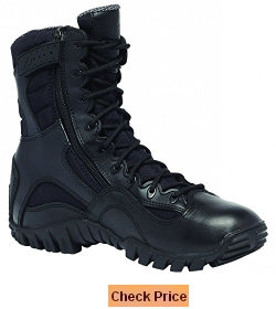 Belleville TR960Z Tactical Research Khyber Ltwt Black Side-Zip Boots