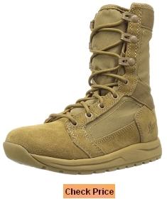 Danner Men's Tachyon 8 Coyote Military and Tactical Boot