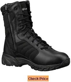 Smith & Wesson Breach 2 0 Men's Tactical Side-Zip Boots