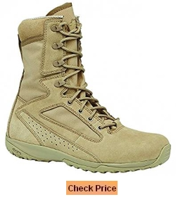 Tactical Research Mini-Mil Transition Athletic Tan Boot TR111