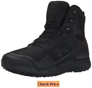 Under Armour Men's Valsetz RTS Side-Zip Tactical Boots