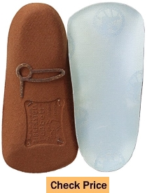 Birkenstock Blue Footbed Heeled Sport Insoles