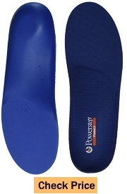 e3dcd1319b Powerstep Pinnacle Premium Orthotic Shoe Insoles, Flexible Cushioning,  Perfect For Alleviating Foot Pain