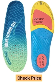 SENSFOOT Insole for Arch Support Insoles Plantar Fasciitis