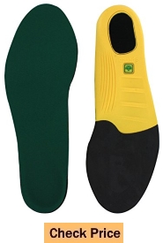 Spenco Polysorb Cross Trainer Athletic Cushioning Arch Support Shoe Insoles
