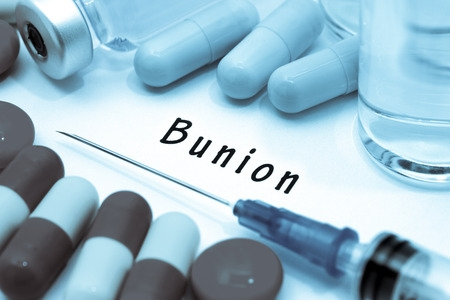 Bunion Sign