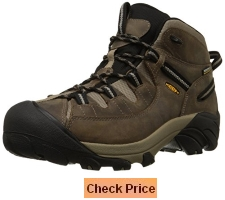 KEEN Men's Targhee II Mid Waterproof Hiking