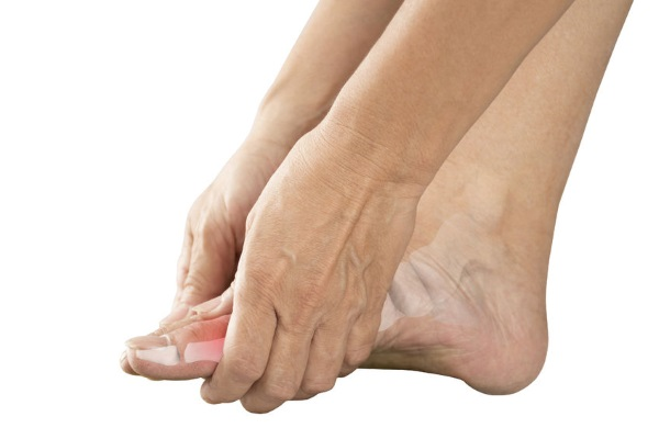 Metatarsalgia Foot Pain