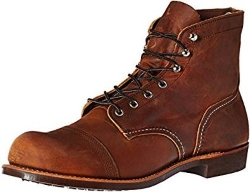 Red Wing Heritage Men's Iron Ranger 6 Inch Soft Toe
