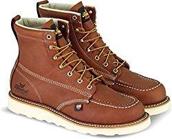 Thorogood Men's American Heritage 6-Inch Steel Toe