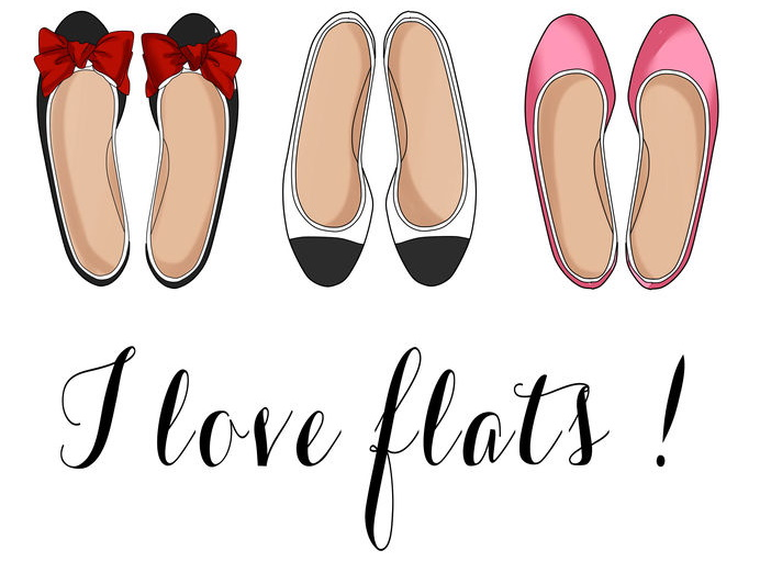 I Love Flats