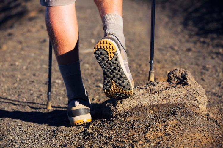 Hiking Boots Shoes Flat Feet