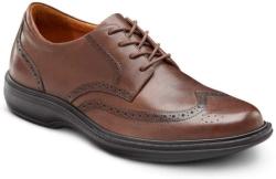 Dr Comfort Wing Men's Therapeutic Diabetic Extra Depth Dress Shoe