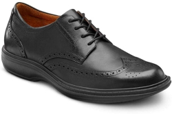 Dr Comfort Wing Mens Therapeutic Diabetic Extra Depth Dress Shoe
